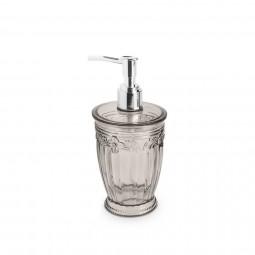 Kristal  Sultan Sıvı Sabunluk - Antrasit